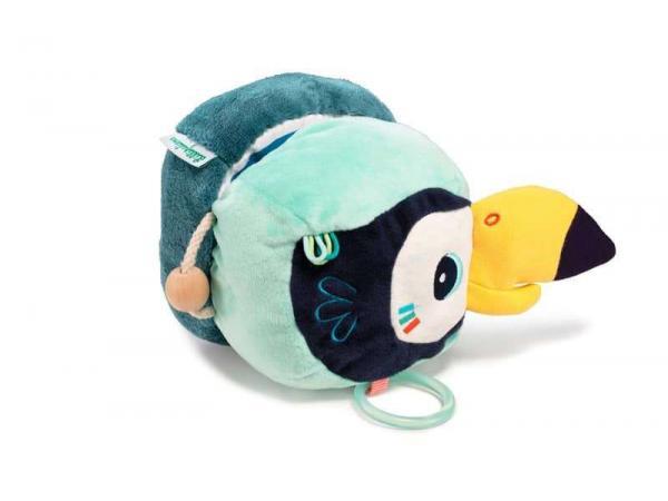 Pablo toucan découvertes