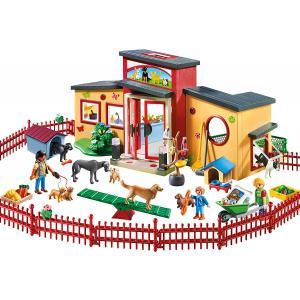 Playmobil - 9275 - Pension des animaux (462478)