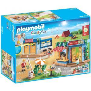 Playmobil - 70087 - Grand camping (462502)