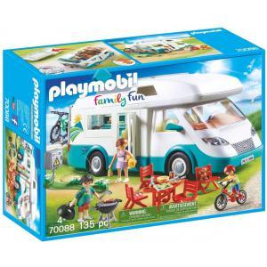 Playmobil - 70088 - Famille et camping-car (462504)