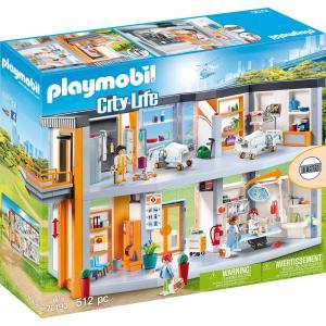 Playmobil - 70190 - Hôpital aménagé (462592)