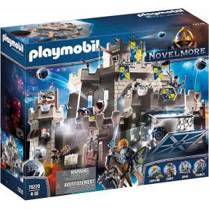 Playmobil - 70220 - Grand château des Chevaliers Novelmore (462626)