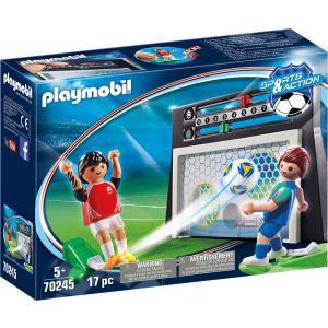 Playmobil - 70245 - Cage avec tirs aux buts (462650)