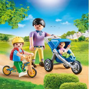 Playmobil - 70284 - Maman avec enfants (462708)