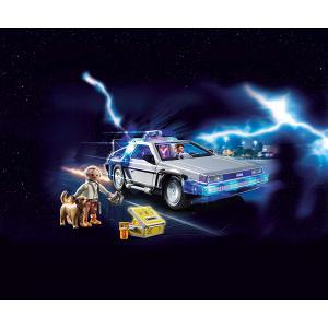 Playmobil - 70317 - Back to the Future DeLorean (462750)