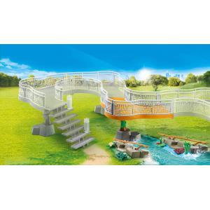 Playmobil - 70348 - Extension pour parc animalier (462784)