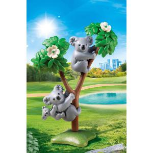 Playmobil - 70352 - Couple de koalas avec bébé (462792)