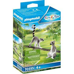 Playmobil - 70355 - 2 lémuriens (462798)
