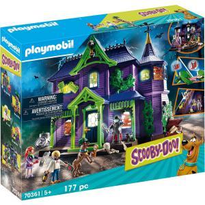 Playmobil - 70361 - SCOOBY-DOO! Histoires dans le Manoir (462810)