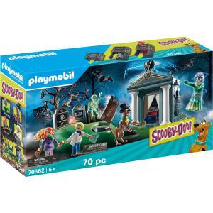 Playmobil - 70362 - SCOOBY-DOO! Histoires au Cimetière (462812)