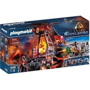Playmobil - 70390 - Mine de lave des Burnham Raiders (462822)