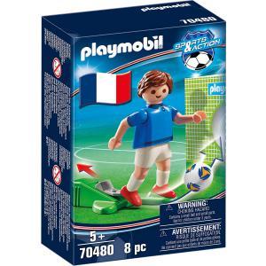 Playmobil - 70480 - Joueur Français - A (462910)