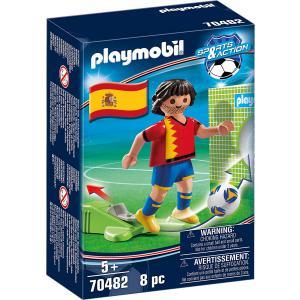 Playmobil - 70482 - Joueur Espagnol (462914)