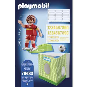 Playmobil - 70483 - Joueur Belge (462916)