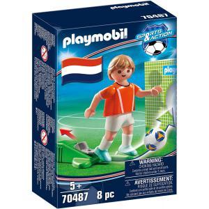 Playmobil - 70487 - Joueur Néerlandais (462924)