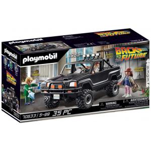 Playmobil - 70633 - Back to the Future - Pick-up de Marty (463052)