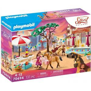 Playmobil - 70694 - Festival de Miradero (463070)