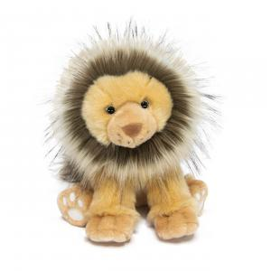 Histoire d'ours - HO3051 - KENYA LE LION petit modèle 25 cm en boîte carton (463214)