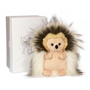 Histoire d'ours - HO3063 - CHOUPISSON LE HERISSON - 25 cm en boîte carton (463234)
