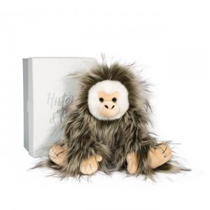 Histoire d'ours - HO3045 - CAPUCIN le Singe petit modèle 30 cm en boîte carton (463240)
