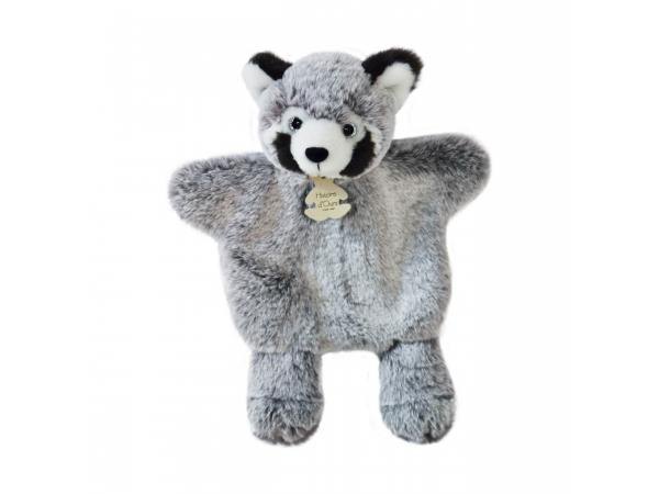 Mario sweety mousse - panda roux 25 cm
