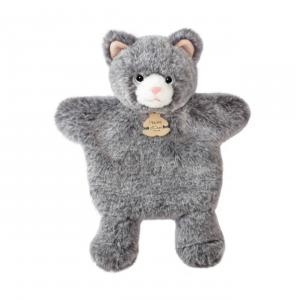 Histoire d'ours - HO3085 - MARIO SWEETY MOUSSE - Chat 25 cm (463266)