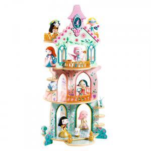 Djeco - DJ06787 - Arty toys - Princesses Ze princess tower (463348)