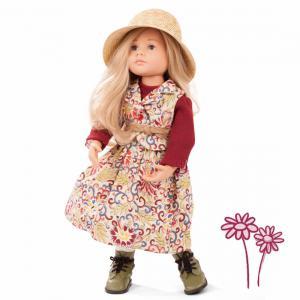 Gotz - 2166177 - Poupée 50 cm Katie, cheveux blonds, yeux bleus (463410)