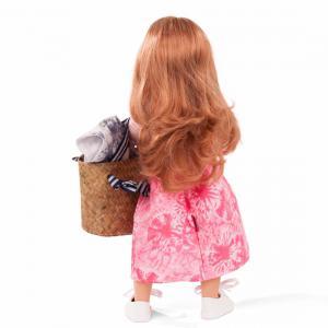 Gotz - 2166676 - Poupée 50 cm Laura, cheveux blond-roux, yeux gris pierre (463412)