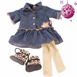 Gotz - 3403261 - Combination Clubbing, pour poupées de 50cm (463448)