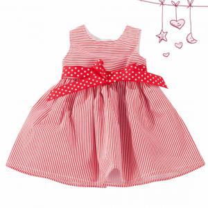 Gotz - 3403272 - Robe,  Red pour poupées de 50cm (463456)