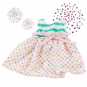 Gotz - 3403277 - Robe, Dots Happiness pour poupées de 50cm (463460)