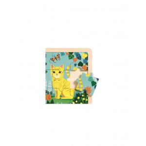 Djeco - DJ01819 - Puzzlo Puzzlo Lily (463786)