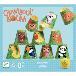 Djeco - DJ02024 - Jeux d'adresse Chamboul'boum (463794)