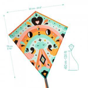 Djeco - DJ02157 - Cerfs-volants Kawaii (463800)