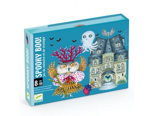 Jeux de cartes spooky boo