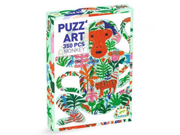 Puzz'art monkey - 350 pcs