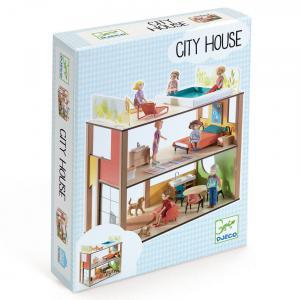 Djeco - DJ07838 - Maisons de poupées City House (463978)