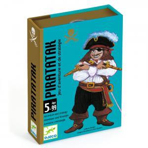 Djeco - DJ05113 - Jeux de cartes piratatak (46459)
