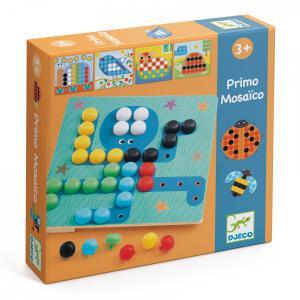 Djeco - DJ08140 - Jeux éducatifs - Primo Mosaïco (46497)