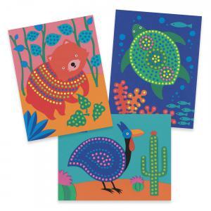 Djeco - DJ09689 - Peinture des petits Pointillisme (464160)