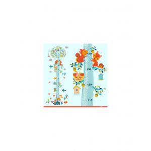 Djeco - DD04039 - Stickers toise  Copains des bois (464178)