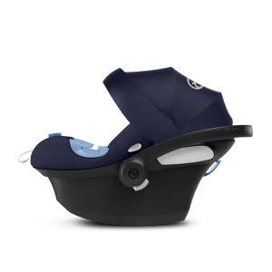Cybex - 521001239 - Coque ATON M I-Size Navy Blue 2021 (464338)