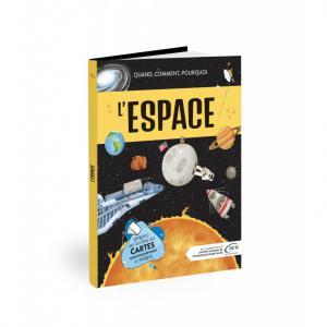 Sassi - 305908 - Méga atlas - le coffret méga atlas de l'espace (464906)