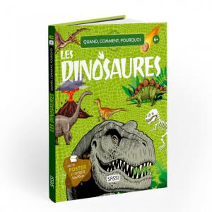 Sassi - 304710 - Quand, comment, pourquoi - les dinosaures (464914)