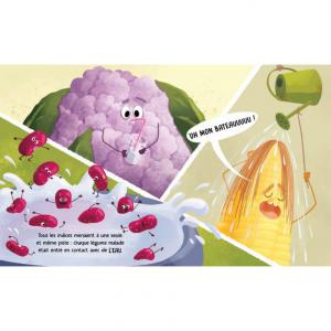 Sassi - 305472 - Legumes en colere - l'usine des choses inutiles (464928)