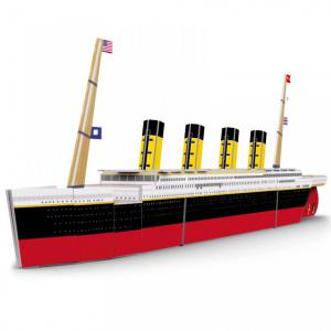 Sassi - 305991 - Voyage, découvre, explore - le titanic 3d (464944)