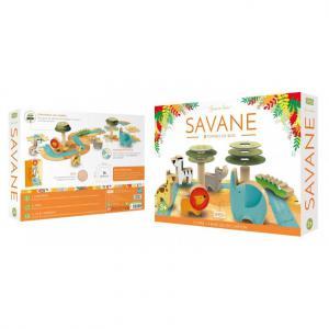 Sassi - 304475 - Jeux en bois - savane (464962)
