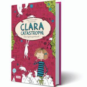 Sassi - 305809 - Clara catastrophe - des lapins partout ! (464964)