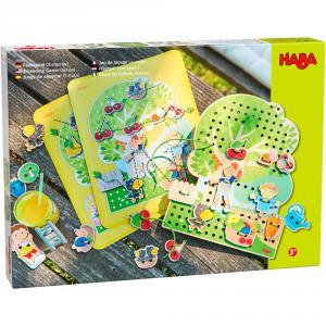 Haba - 306082 - Jeu de laçage Le verger (465182)